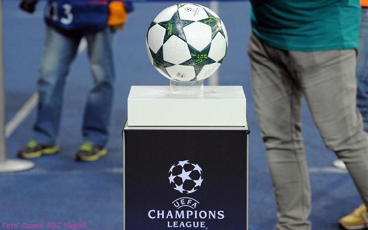 Champions League, questa sera Napoli-Dinamo Kiev alle 20:45. Ecco come seguire il match in Tv e streaming