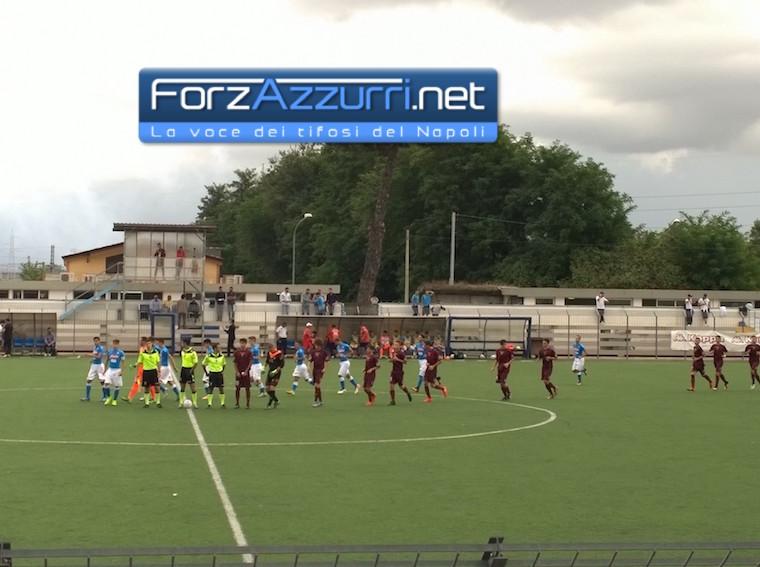 """UNDER 15 NAPOLI- Vittoria con """"vista"""" sui play off"""