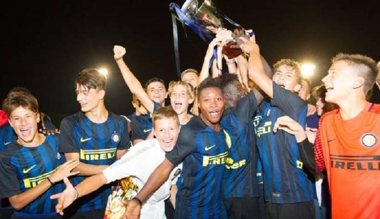 MEMORIAL SCIREA- L'Under 15 dell'Inter si aggiudica la 27° edizione