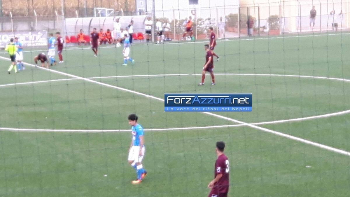 (VIDEO) UNDER 17 A e B- Ecco i gol di Salernitana-Napoli