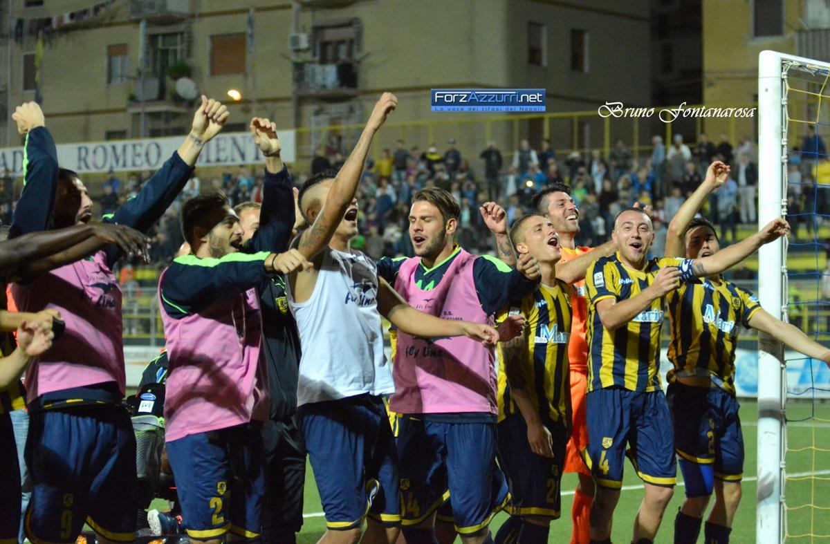 PHOTOGALLERY – Juve Stabia-Foggia 4-1. Cronaca e immagini del match