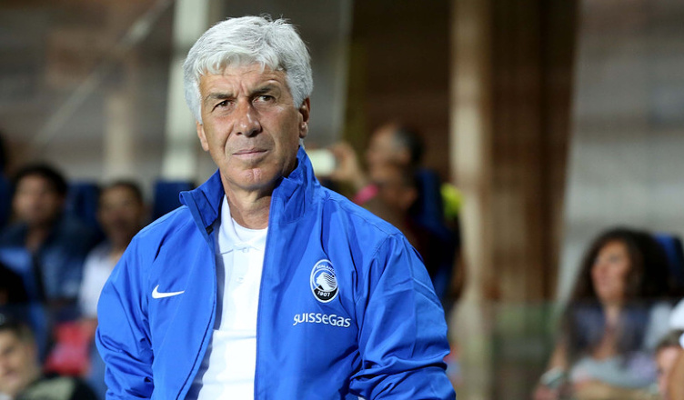 FOTO – Napoli-Atalanta 4-0 a fine primo tempo, Gasperini impietrito