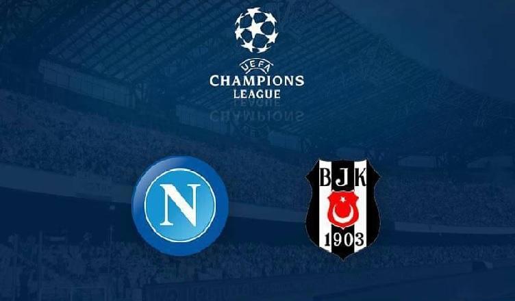 Napoli-Besiktas 2-3, serata da incubo per gli azzurri