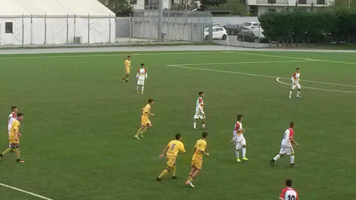 UNDER 15- Il Benevento scappa via: 3-1 al Frosinone e alla prossima vietato distrarsi…