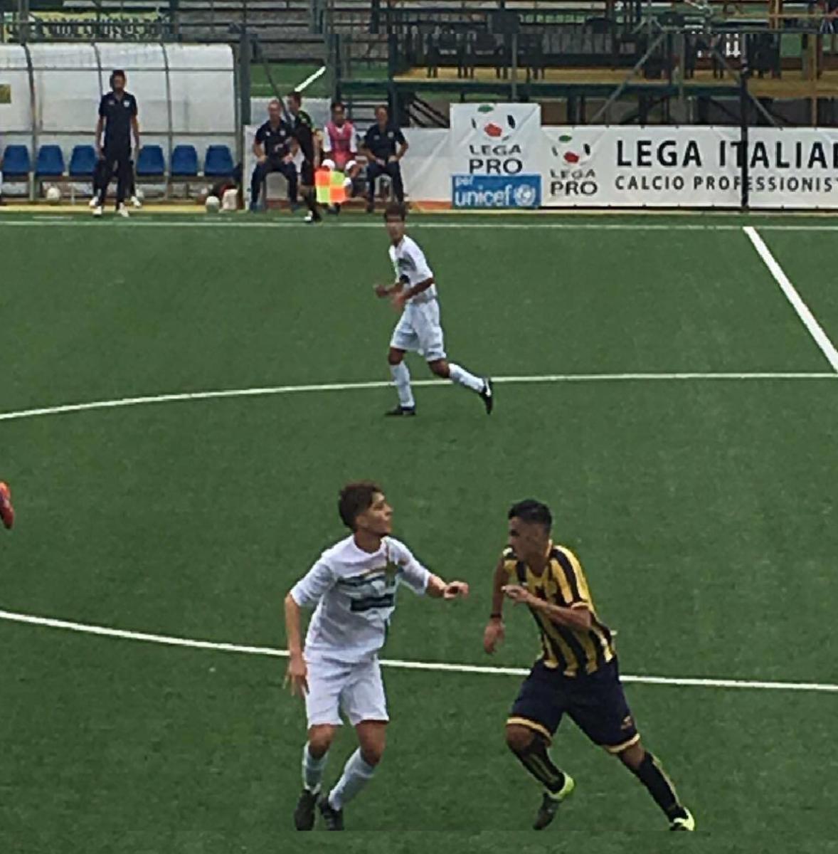 UNDER 17 LEGA PRO- E' derby tra J.Stabia e Casertana, ecco come arrivano le due squadre a questo appuntamento