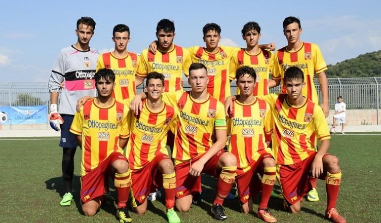 UNDER 17- Benevento: gli stregoni sconfitti dai rosanero