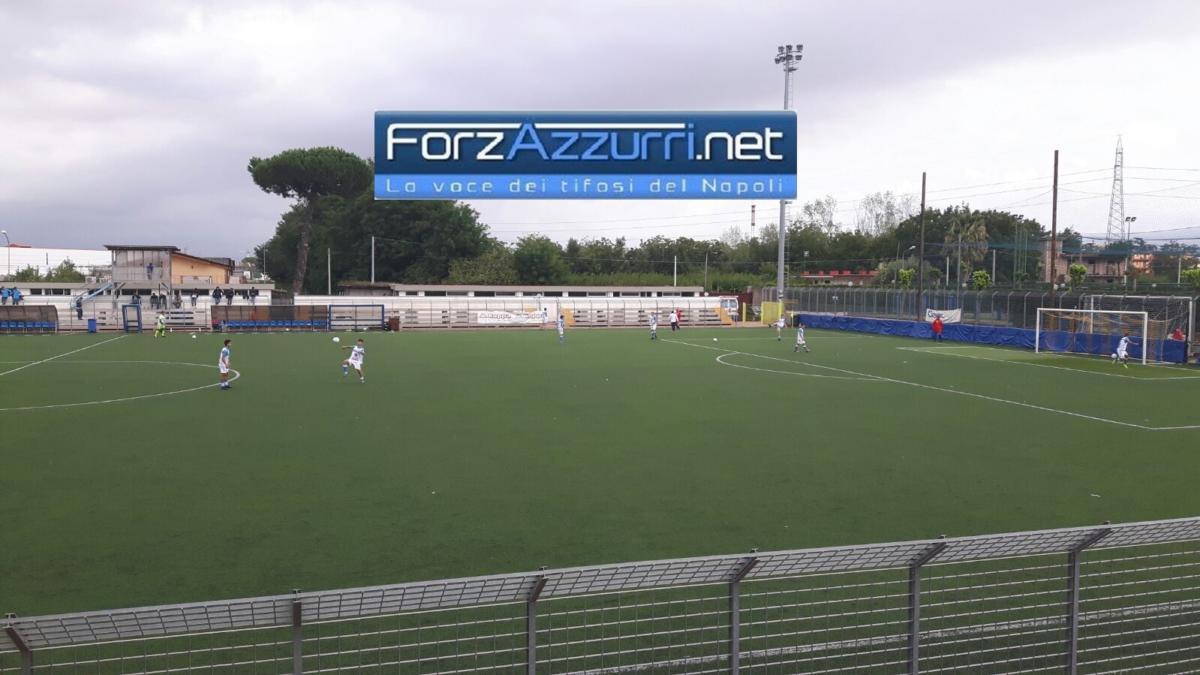 GIOVANILI NAPOLI- Due volte il Frosinone e c'è il derby ad Avellino. Il programma del 29-30 ottobre