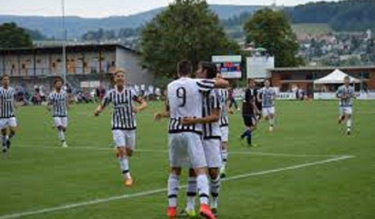 Primavera, Avellino-Juventus 1-8 (Girone B 2016-17)