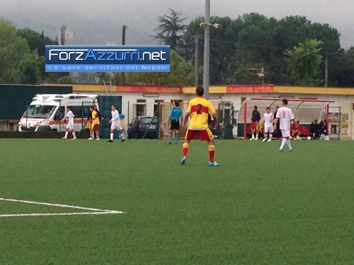 """AMICHEVOLE- Under 15 Benevento-Paganese: gli azzurrostellati sbancano l' """"Imbriani"""""""