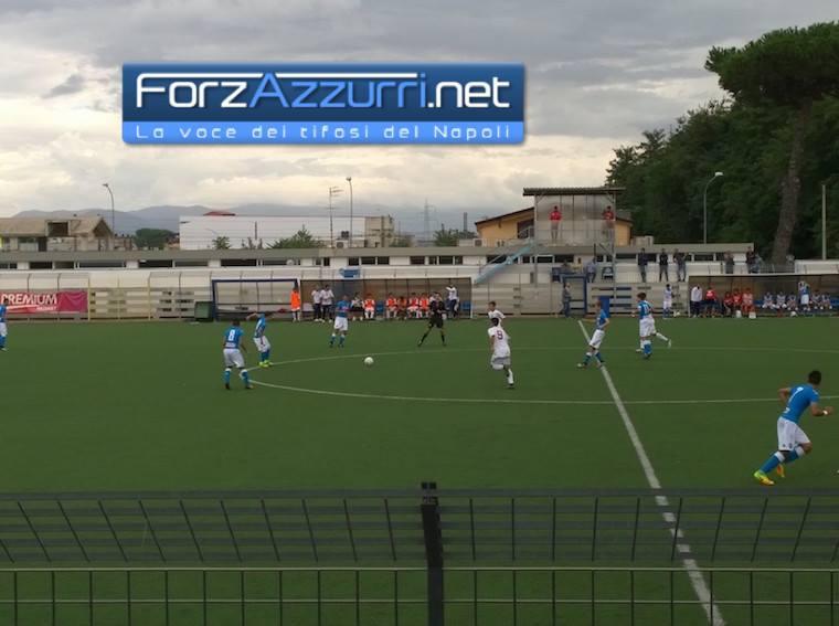 Under 16 Napoli- Massa decide la sfida di Palermo