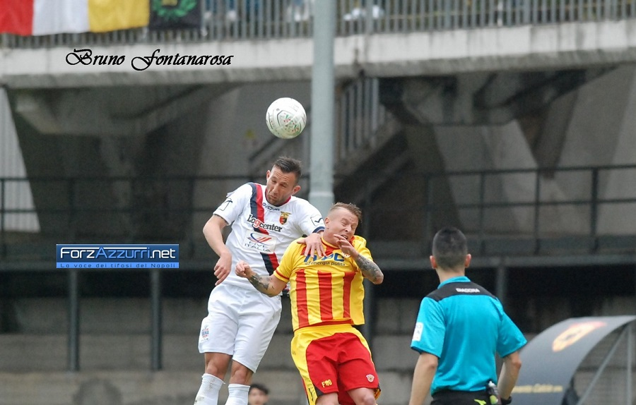 AMATO CICIRETTI- Dal giallorosso della Lupa al giallorosso della Strega ecco l'esterno del Benevento