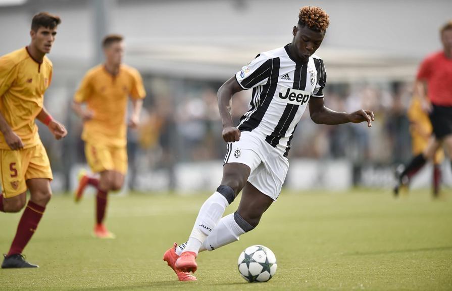 GIOVANILI JUVENTUS- Moise Kean esordisce in Serie A