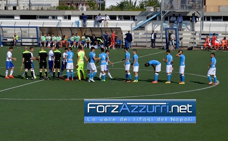 PRIMAVERA NAPOLI- Della Corte riapre la partita, ma il Milan espugna Sant'Antimo