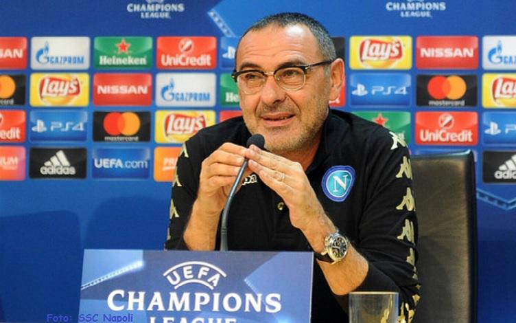 GdS – Sarri e quelle parole sulla Dinamo Kiev: una strategia per evitare che il Napoli sottovaluti la sfida