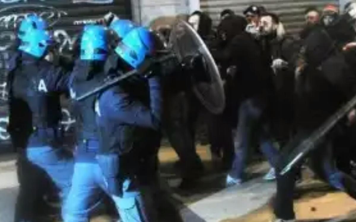 Notte di violenza a Napoli: accoltellati due tifosi della Dinamo Kiev