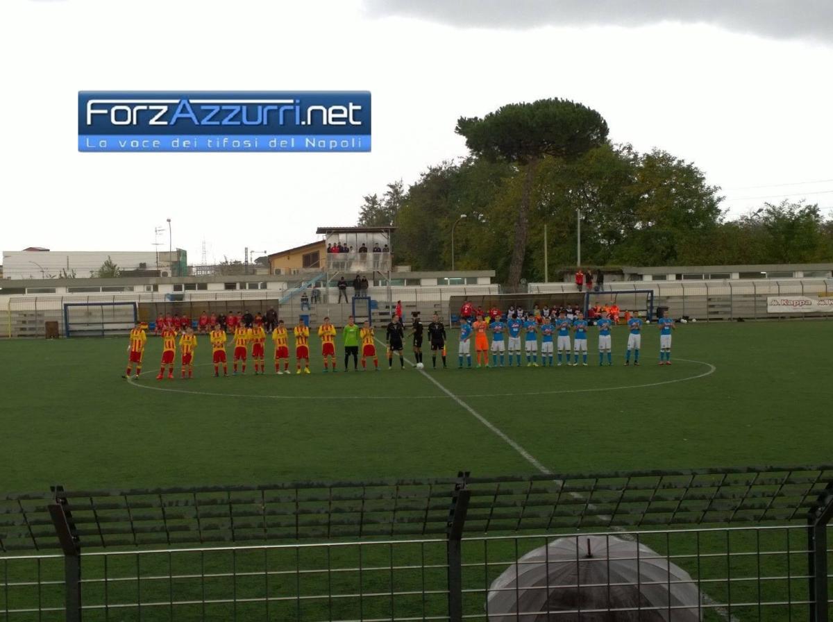 GIOVANILI NAPOLI- Ancora il Benevento a Sant'Antimo, Under 15 e 16 in trasferta a Terni. Il programma del 12-13 novembre