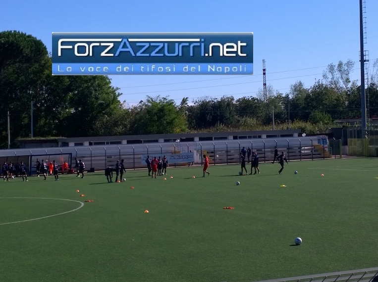 UNDER 15 NAPOLI- Pesante sconfitta sul campo del Frosinone in ottica play off