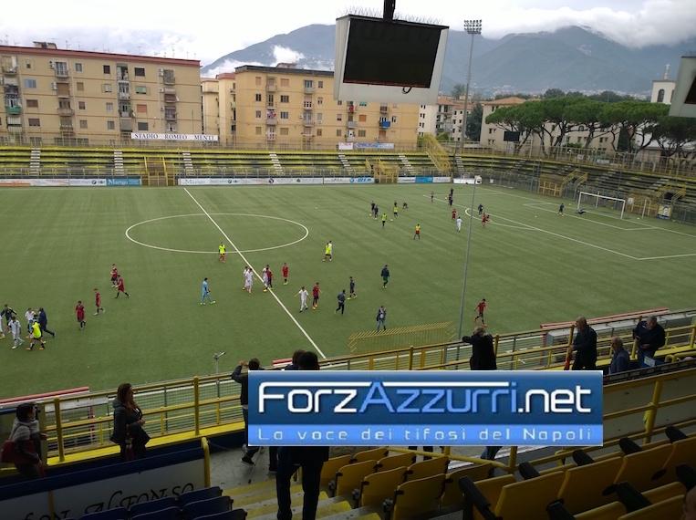 UNDER 16-15 LEGA PRO- Cade la Paganese, pareggia la Casertana. Per Renate, Parma, Prato e Lecce vittorie in trasferta. Risultati gare 28-29 gennaio