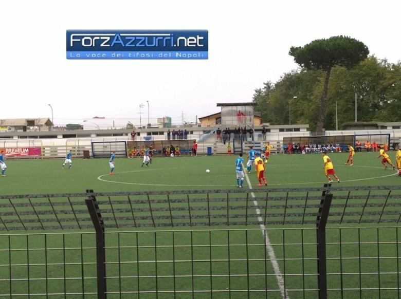 GIOVANILI- Napoli-Benevento: uno spot per l'intero Settore Giovanile