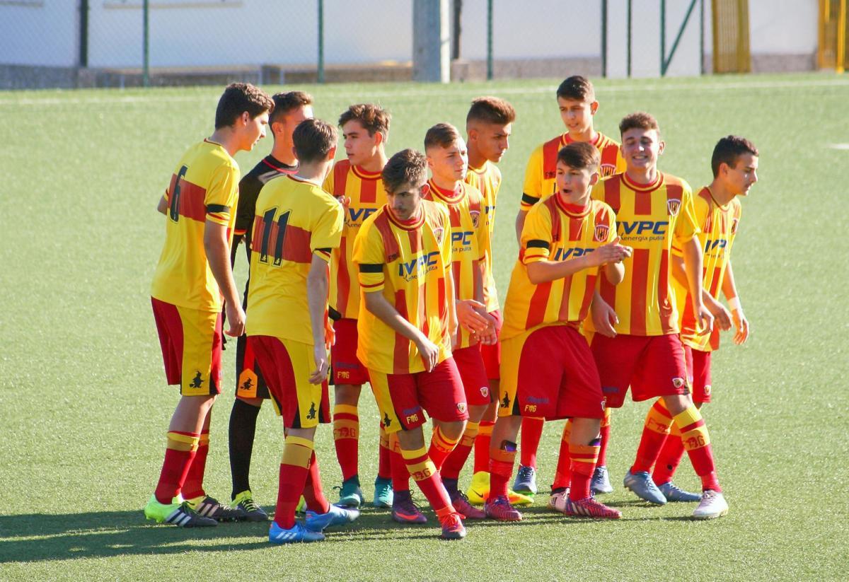 """UFFICIALE- Buonaiuto nuovo """"stregoncino"""" dell'Under 15 del Benevento"""
