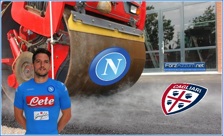 Il Napoli asfalta Cagliari e la cooperativa del gol autorizza a fare bei sogni!