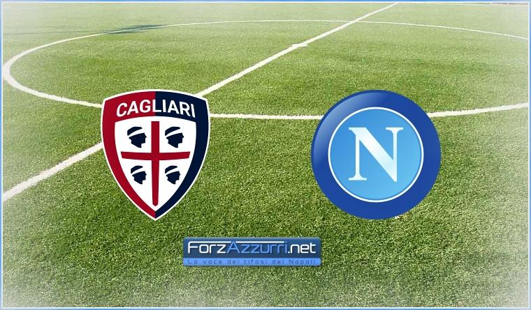 Cagliari-Napoli, streaming e tv: dove vedere la 15a giornata di Serie A