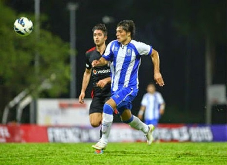UEFA YOUTH LEAGUE- Classifica marcatori: Lednev e Rui Pedro al comando