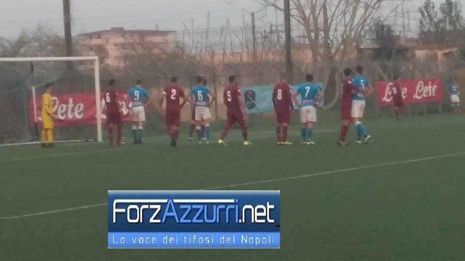 PRIMAVERA NAPOLI- Successo, primo posto e ottavi di finale al Viareggio
