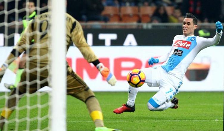 Il Napoli vince soffrendo e i media lo mettono subito in evidenza. Mica tutti si 'scansano'?!?