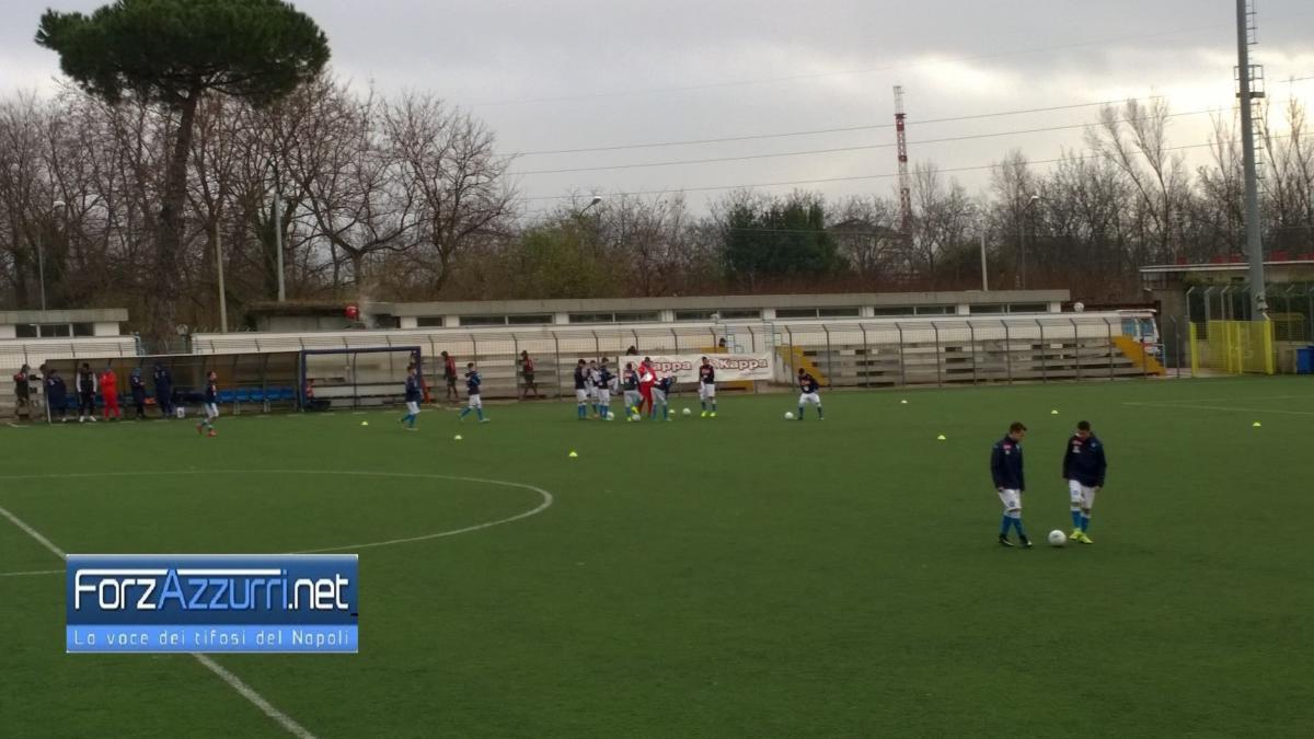 UNDER 17- Finita ! Napoli-Salernitana termina con un pareggio (Rileggi la diretta live su forzazzurri.net)