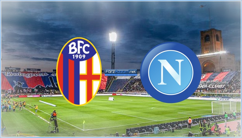 Formazioni ufficiali di Bologna Napoli
