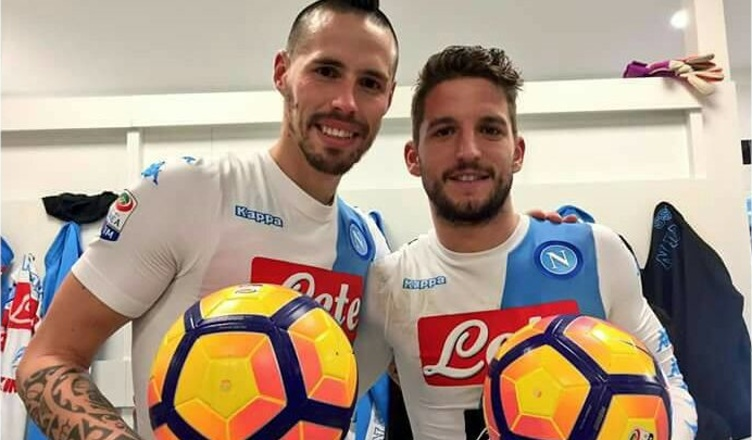 """TIFOSI DEL BOLOGNA: """"E' un piacere veder giocare il Napoli"""". Sarri & Co. continuano a stupire"""