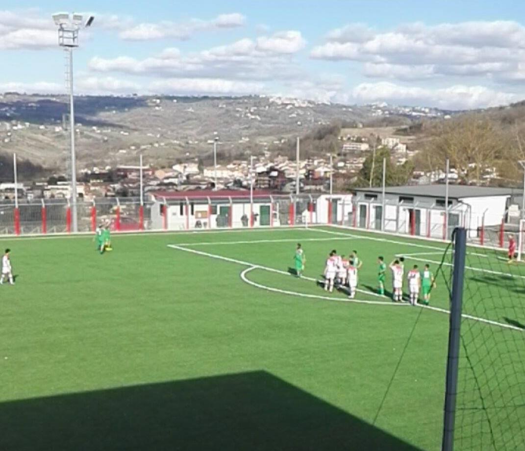 GIOVANILI AVELLINO- Under 16: terza sconfitta esterna per gli irpini