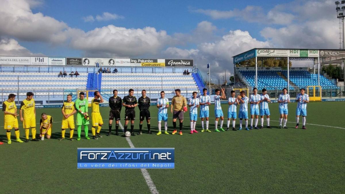 UNDER 17 LEGA PRO- Derby Casertana-J.Stabia. Gli altri big-match: Lecce-Siracusa, Fondi-Paganese e Akragas-Catanzaro. Programma gare 16^-19^g.