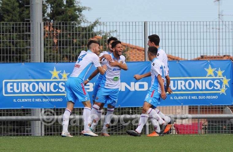 BERRETTI (A-B-C)- A sorpresa cadono Reggiana e Prato. Il Parma si arrende alla capolista Inter. Risultati e classifiche 18° giornata