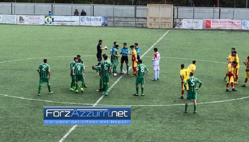 PRIMAVERA- Benevento-Avellino: i LUPI vincono il DERBY. Ecco la cronaca e alcuni scatti del match