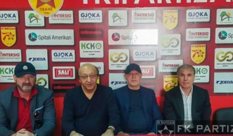Moggi rientra nel calcio: nuovo uomo mercato del Partizan Tirana