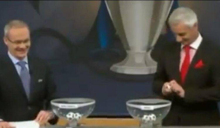 """VIDEO – Polemica in Spagna per il sorteggio: """"Rush non mescola e pesca l'Atletico!"""""""