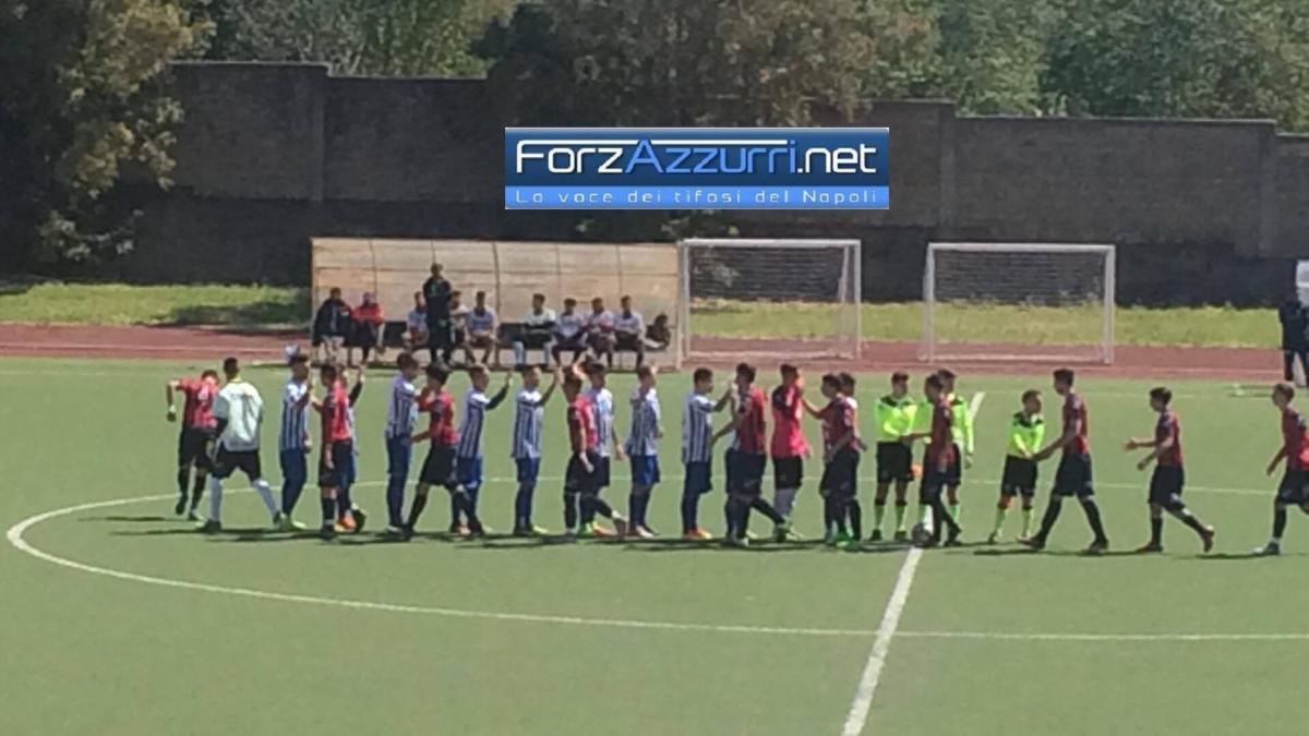 GIOVANILI CASERTANA- Nel finale cade l'Under 17, tre punti d'oro per l'Under 15 di mister Cerrato