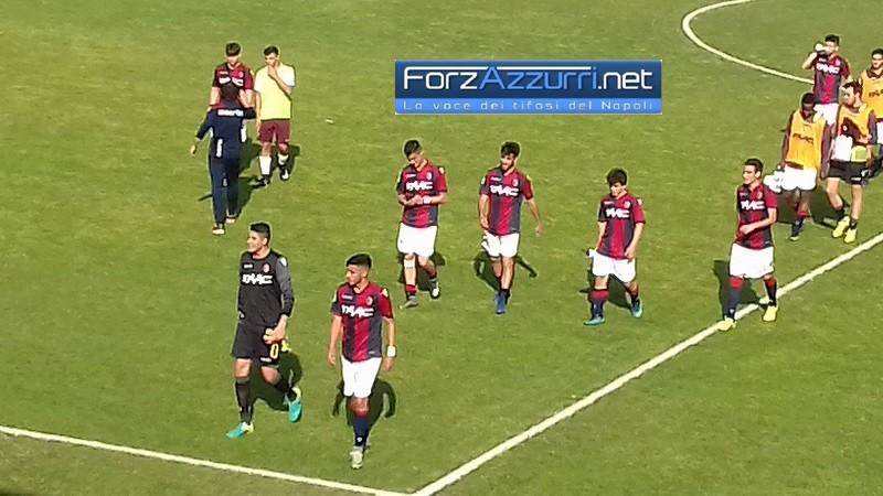 PRIMAVERA- Un super Bologna mette KO i Campioni d'Italia