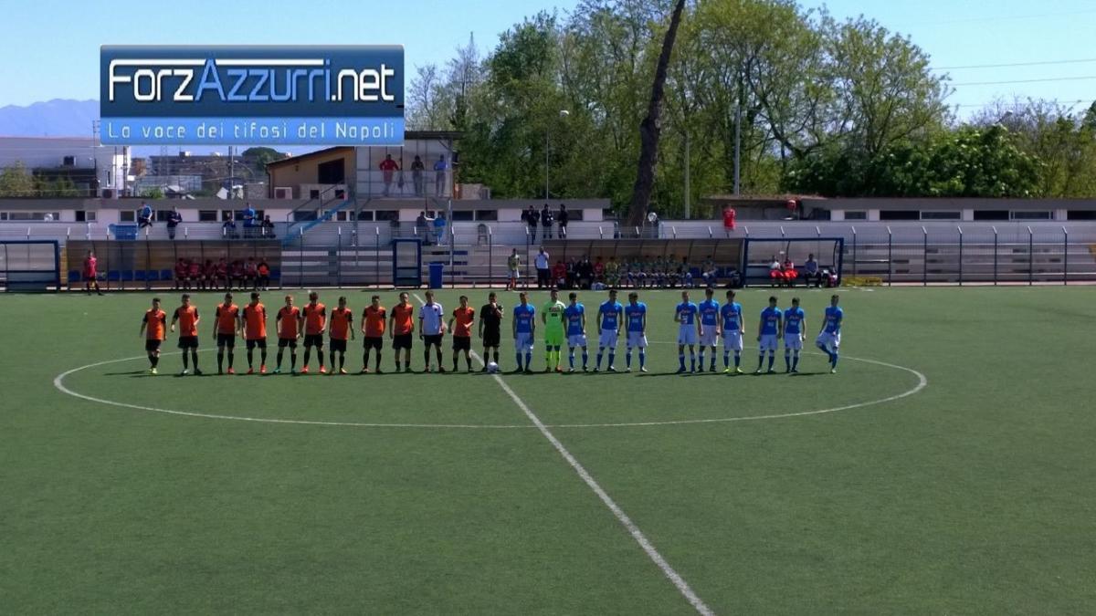 UNDER 17 A e B- Napoli-Frosinone 2-4: è minicrisi per gli azzurrini
