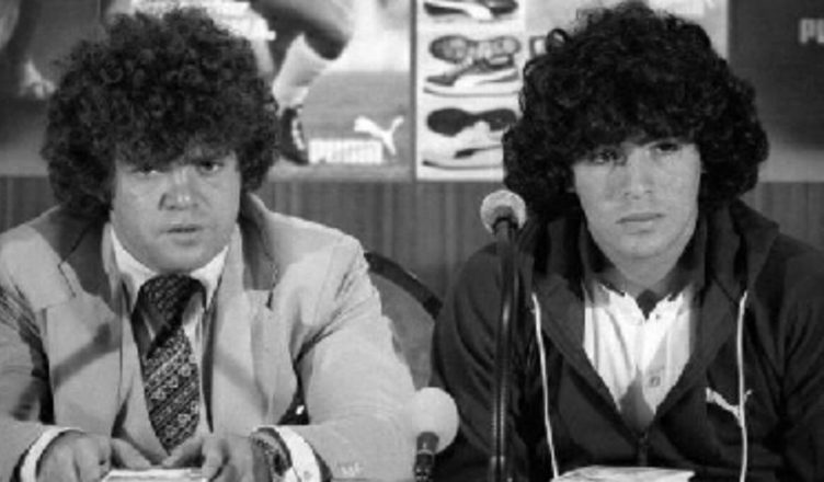 E' morto l'uomo che portò Maradona a Napoli