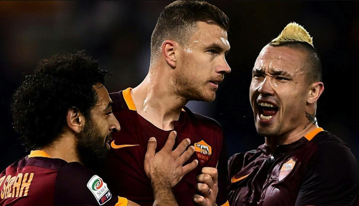 """Dzeko Roma – Arriva il rinnovo: """"Qui c'è tutto per vincere"""""""