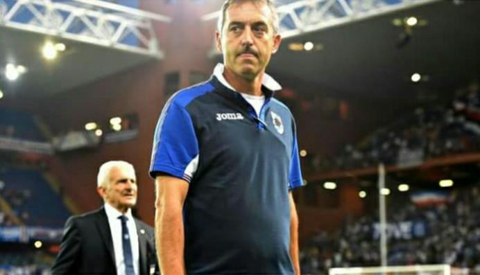 Sampdoria, la conferenza stampa di Marco Giampaolo (LIVE)