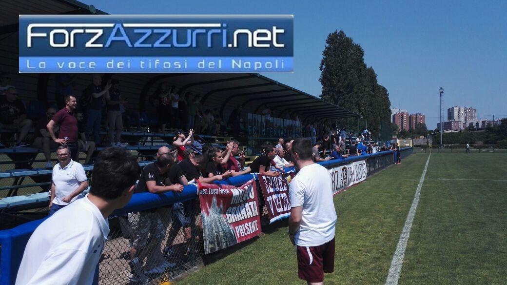 ESCLUSIVA- Vincenzo Esposito è il nuovo esterno d'attacco della Salernitana Under 16