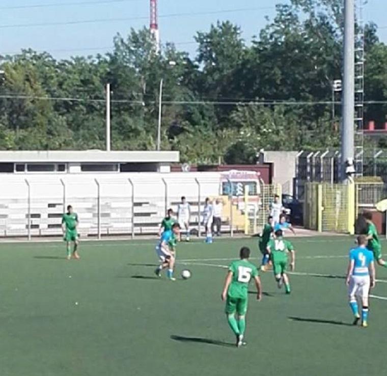 UNDER 15- Derby Avellino-Napoli: successo degli azzurrini contro un ottimo Avellino