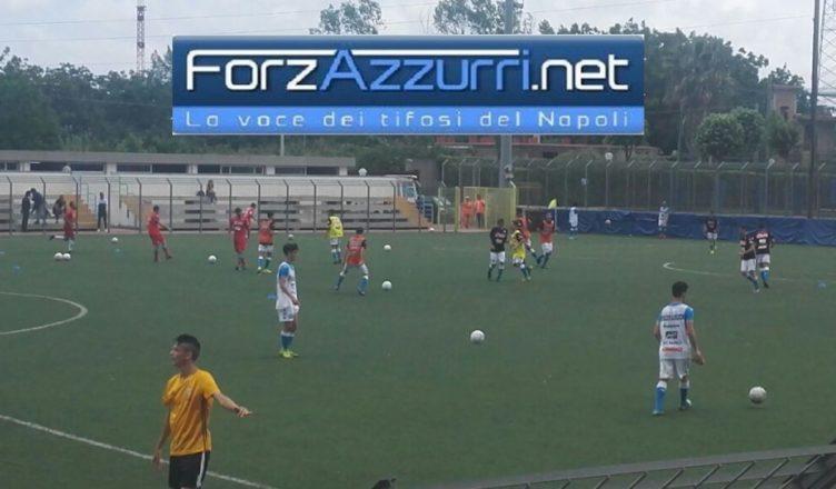 NAPOLI-JUVENTUS UNDER 15- I bianconeri ipotecano le final four (rileggi la diretta live su Forzazzurri.net)