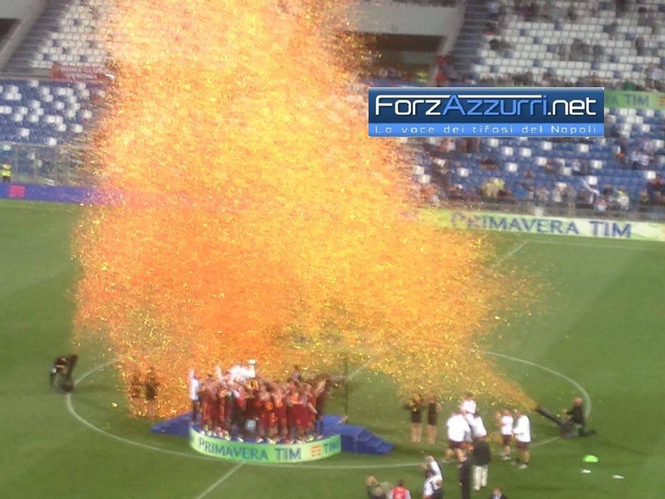PRIMAVERA 1- Ecco i big-match in tv dal 13 ottobre al 4 novembre