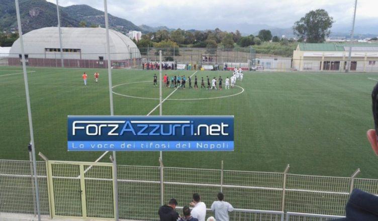 UNDER 15 SALERNITANA- I 30 minuti più belli della stagione, ma l' Inter è la numero uno...