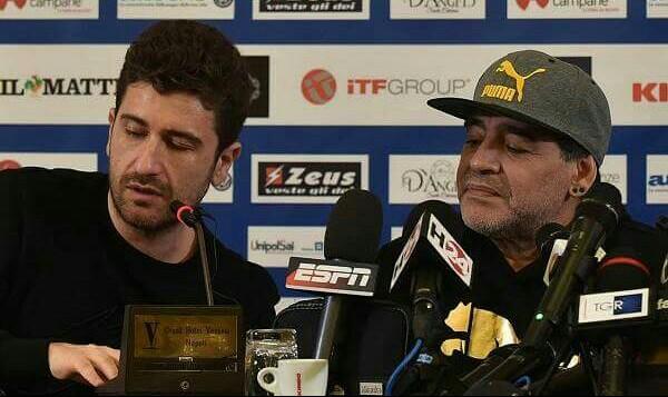 Al Plebiscito festa per Maradona senza riflettori e col nodo sicurezza